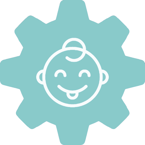 First Visit gear icon